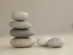 Gleichgewicht suchen