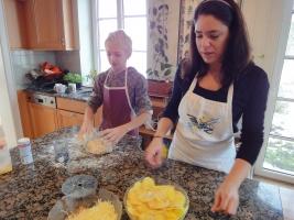 Gesund kochen für die ganze Familie