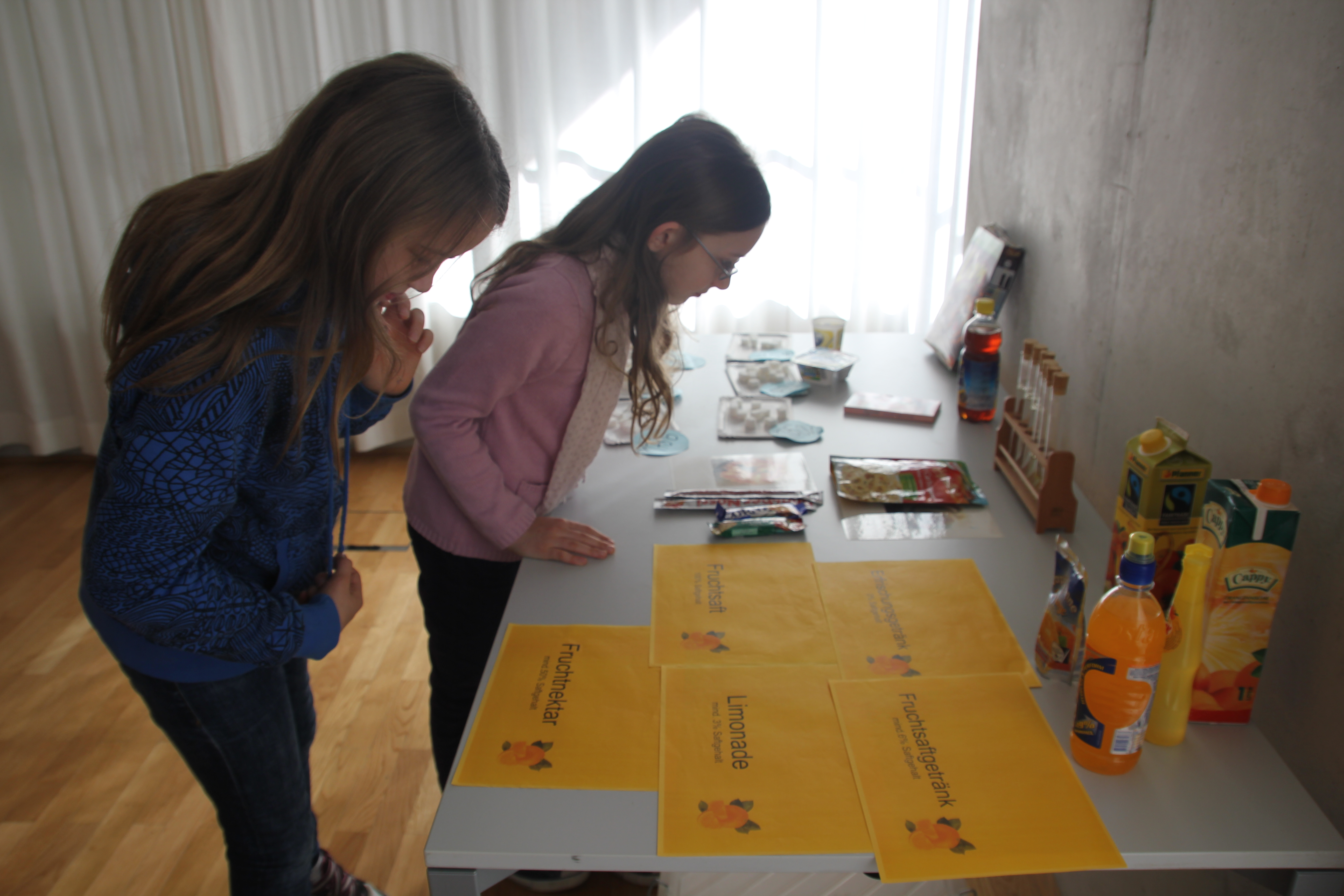 Seminar gesunde Ernährung für Kinder 5