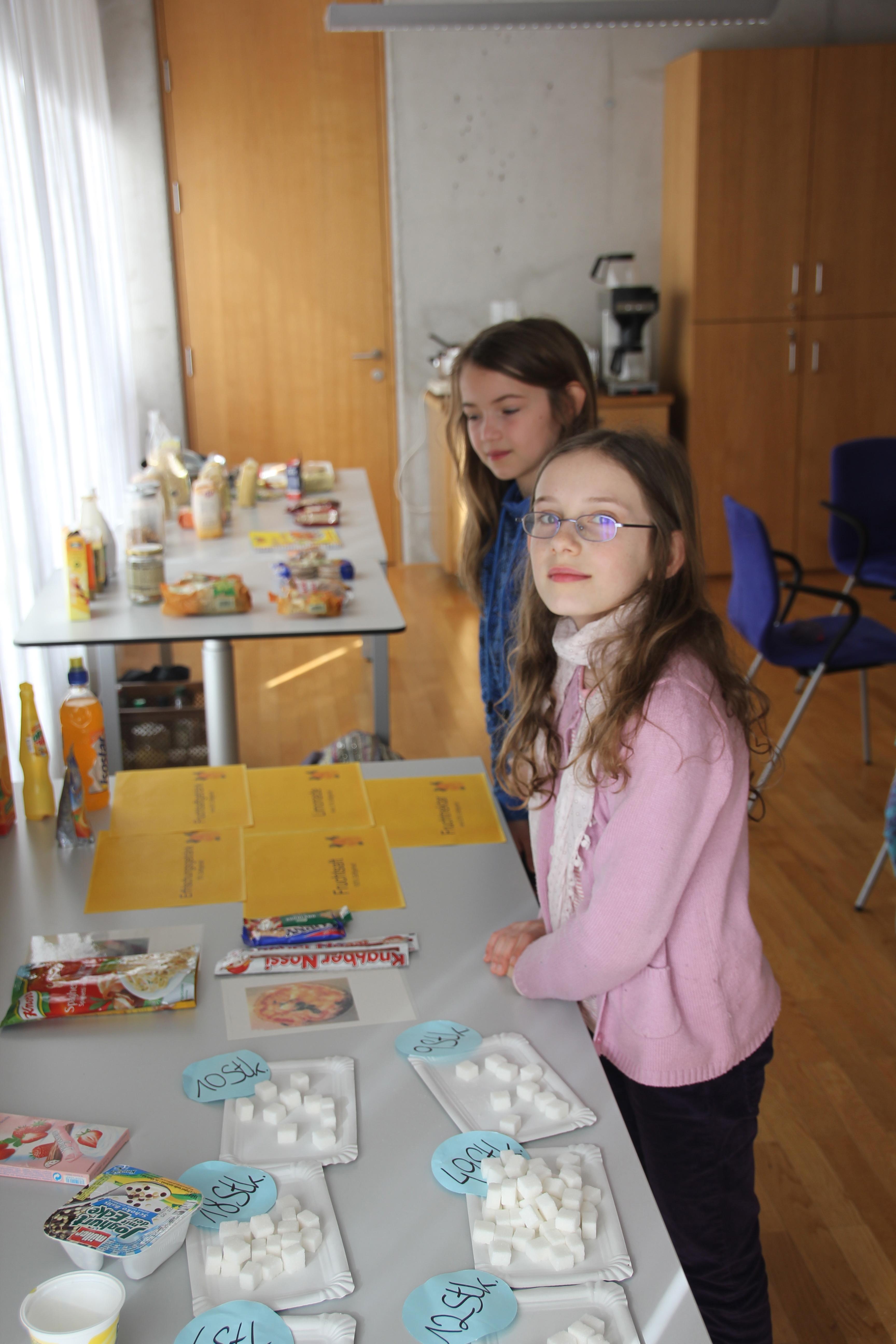 Seminar gesunde Ernährung für Kinder 6